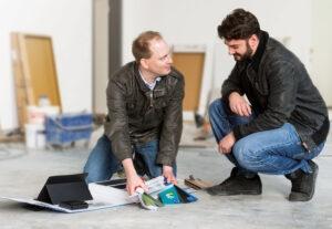 Vorab-Bauberatung zum Thema Reinigungsfreundlichkeit